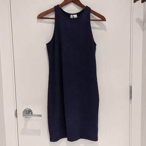 H&M Cotton Bodycon Dress - Sz M